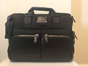 Tumi Bravo Albany Commuter Briefcase