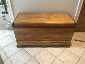 Red Seal Cedar Chest