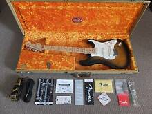 FENDER STRATOCASTER USA 2004 50th ANNIVERSARY '54 LIMITED EDITION Dernancourt Tea Tree Gully Area Preview