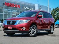 2014 Nissan Pathfinder SV Serviced at Cobourg Nissan FREE Del...