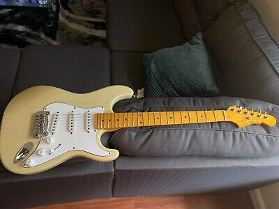 G&L USA Legacy in Trans Blonde Finish In Mint Condition! for sale  Fort Lee