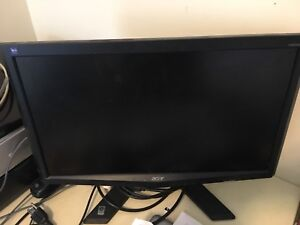 """Acer 19"""" computer monitor"""