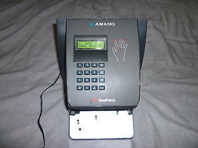 Amano Biometric Handpunch Hp-2000