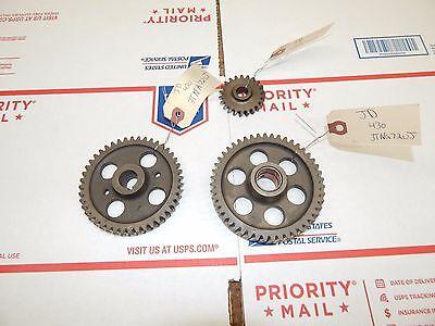 John Deere 430 Diesel Engine Timing Gears-USED
