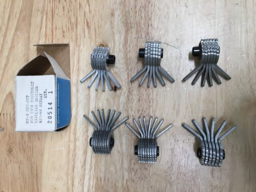 (1)  Curtis key cutter parts