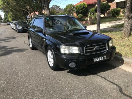 2005 Subaru Forester XT Revesby Bankstown Area Preview
