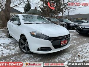2014 Dodge Dart GT   LEATHER   ROOF   CAM   HEATED SEATS