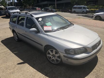 Volvo V70 wagon 2004 automatic silver now wrecking!! Northmead Parramatta Area Preview