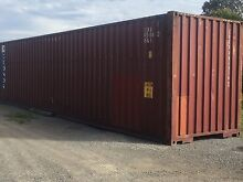 40ft high cube shipping container Woodberry Maitland Area Preview