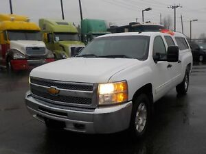2012 Chevrolet Silverado 1500 LT Crew Cab Short Box 4WD with Can