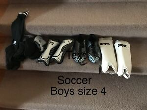 Soccer cleats etc