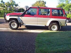 1991 Nissan Patrol Wagon Belmont Lake Macquarie Area Preview