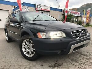 2006 Volvo XC70 2.5T_LEATHER_SUNROOF_ACCIDENT FREE