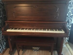 Beautiful piano free to someone who can pick up