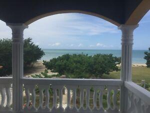Jamaica beachfront