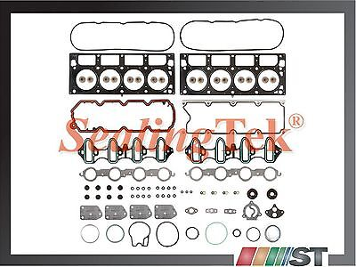 Fit Gm 4 8L 5 3L V8 Vortec Engine Mls Cylinder Head Gasket Set Lr4 Lm4 Lm7 L59