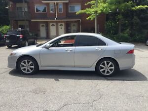 2004 Acura TSX A Spec rust free cert/etested