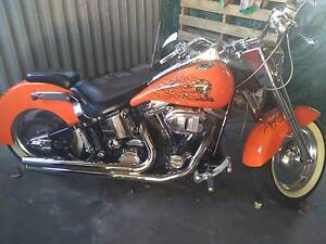 1988 Harley Davidson Softail Heritage Armadale Armadale Area Preview