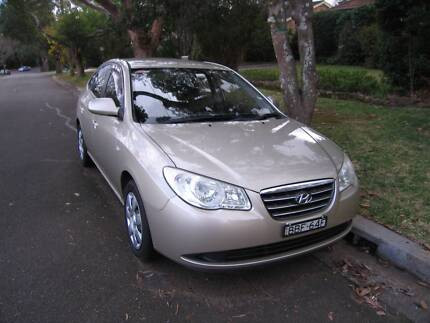2007 Hyundai Elantra a well kept and attractive sedan Frenchs Forest Warringah Area Preview