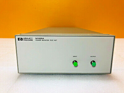 Hp Agilent N1065a Acousto-optic Modulator And Power Booster Test Set. Tested