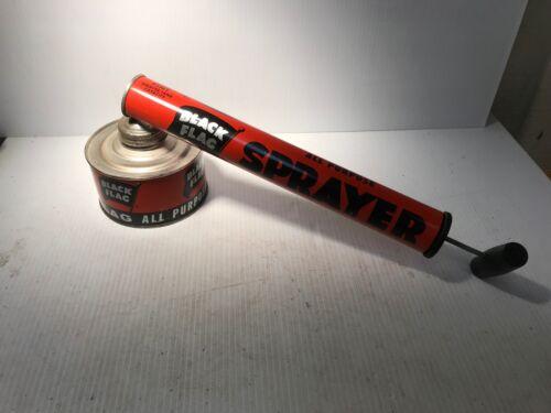 NEW   Vintage Black Flag 1 PINT All Purpose Bug Pump Sprayer   Boyle-Midway Inc.