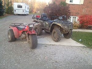 Trade for snowmobile or dirt bike