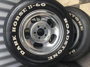 Ford Mags     235/60 R14    x 4 Henley Beach Charles Sturt Area Preview