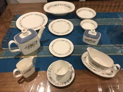 Royal Dolton Dinner Set