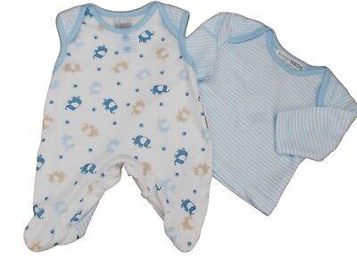 Neuf avec Étiquettes Bébé Reborn Prématuré Preemie Garçon ou Fille Vêtements 2