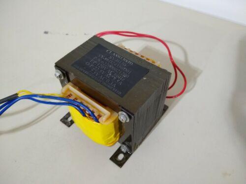 Transformer 622000021200 for GBC Pinnacle27 Laminator SY-86D24350D01 Golden