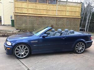BMW M3 convertible - reduced