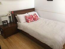 Bedroom furniture set - bed, locker, tall boy Manly West Brisbane South East Preview