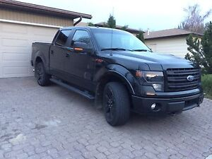 2014 F150 - FX4 Appearance package