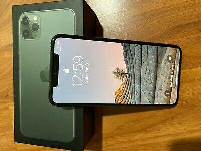 Apple iPhone 11 Pro Max smartphone ***UNLOCKED***