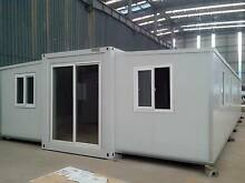 77m2 Movable House Can fold up to the size of shipping container Mount Annan Camden Area Preview