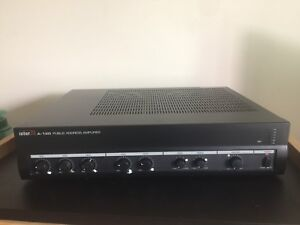 Inter-M A-120 120W PA Amplifier