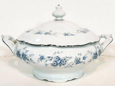 German china sauce bowl soup bowl vintage fish bowl Winterling Marktleuthen Bavaria fish decoration dish Winterling porcelain fish bowl