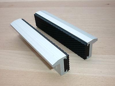 WABECO Kunststoff Schutzbacken 100mm Schonbacken magnetisch Schraubstock 40612