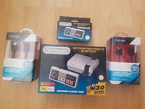 Nintendo Classic Mini NES Console and Extra Controller Liverpool Liverpool Area Preview