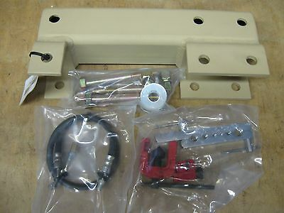 Military Trailer Lmtv Hyvee Pintle Height Assembly Htv 130 A16