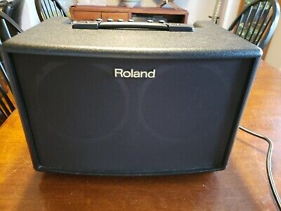 Roland AC-60 Acoustic Chorus Acoustic Guitar Amplifier Lightly Used