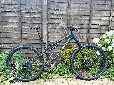 Whyte T130 RS trail mountain bike, 2018, Large, Spanking! :)