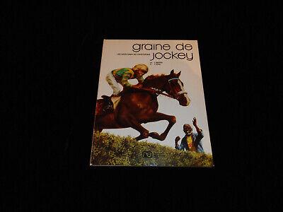 Drappier / Duval : Les aventures de Christopher : Graine de jockey Rossel 1973