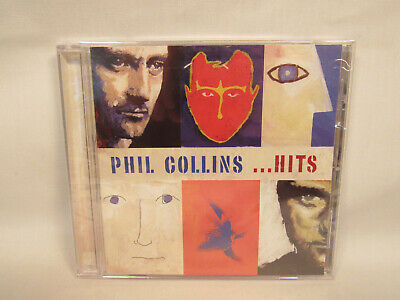 Phil Collins - Hits (Best of / Greatest Hits) CD NEW FACTORY (Phil Collins Best Hits)