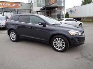 2010 Volvo XC60 T6 3.0 | AWD | BLIS | PANO-ROOF| CERTIFIED .