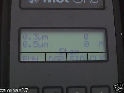 Met One 227b Handheld Air Particle Counter
