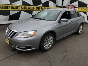 2014 Chrysler 200 LX, Automatic, Power Group,