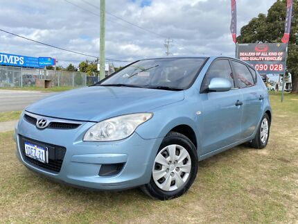 2010 HYUNDAI i30 SX FD MY10 5D HATCHBACK 2.0L INLINE 4 4 SP AUTOMATIC Kenwick Gosnells Area Preview