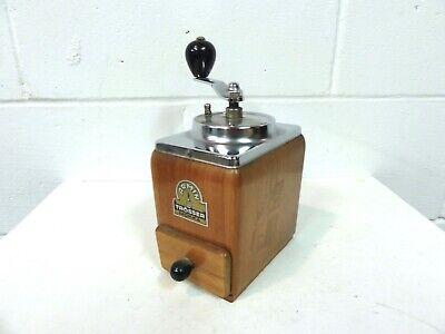 Vintage Armin Trosser Mokka Coffee Spice Grinder Made In Germany Good Used