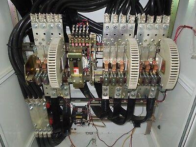 Abb Iorr 3150 30 Ara6c 3150a 3p 500v Ac50v Dc Contactor Used